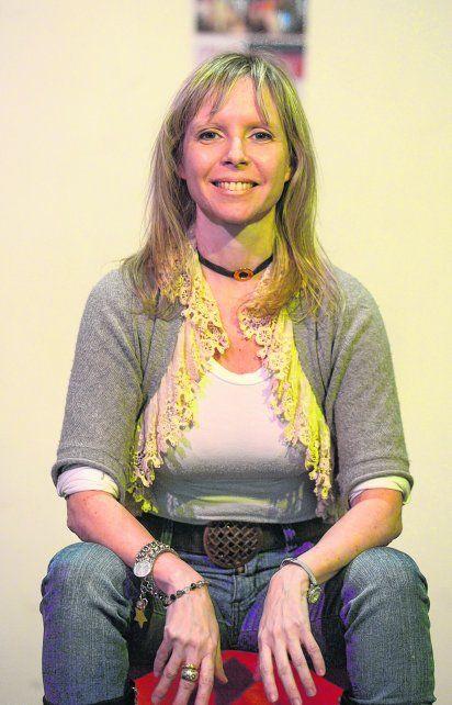 Emprendedora.Junto a Daniela Ominetti dieron vida a El Teatrillo