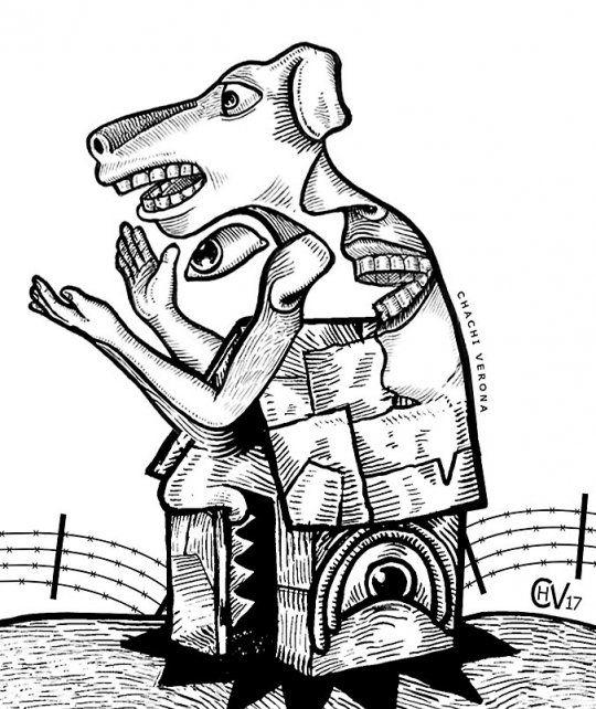 Crónicas del desamparo: el rostro siniestro de las violencias