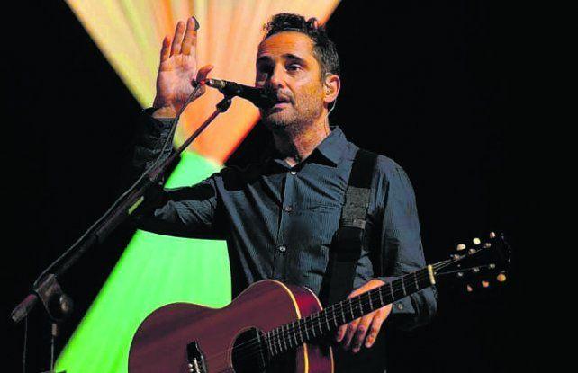 se viene..El cantautor uruguayo lanzará su nuevo CD en septiembre.