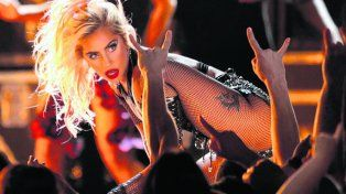 de regreso. La cantante dio el año pasado su primera serie de shows en bares.
