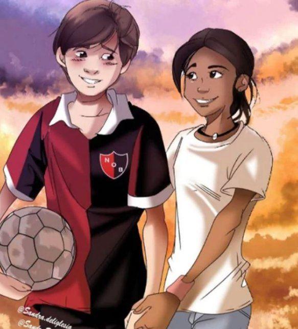 La historia de amor de Antonela y Lionel que con la boda tiene hoy su broche soñado