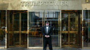 Alta metrópoli. Ejemplo de lujo y suntuosidad en la Gran Manzana es la famosa Torre Trump.