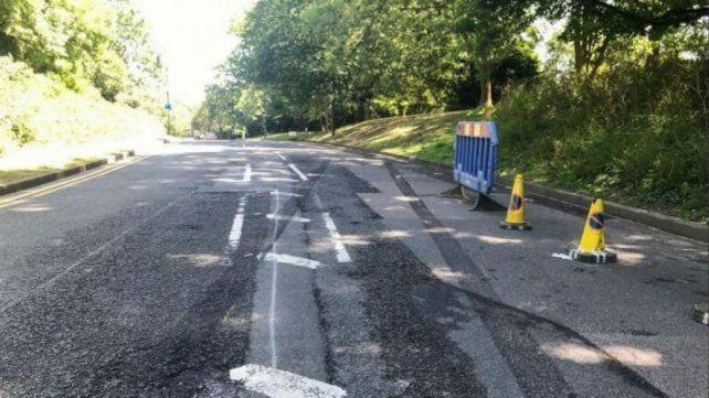 Una automovilista atropelló a un grupo de adolescentes en Londres y una chica murió
