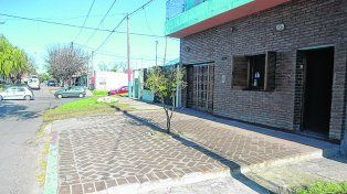 el lugar. En la planta baja se festejaba el cumpleaños de una nena cuando mataron a Roberto Arredondo.