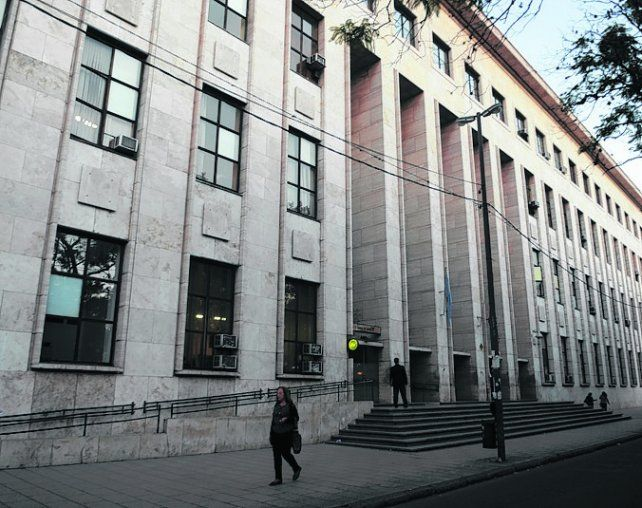 FALLO. Tres juezas dictaron las penas tras un debate oral en Tribunales.