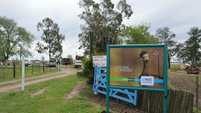 Declararon reserva natural el predio de la laguna El Hinojo