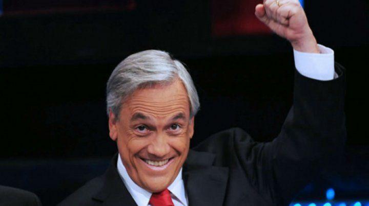 A dos meses de los comicios, Sebatián Piñera aumentó al 32 por ciento la intención del voto