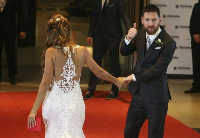 De diez. Los novios quedaron muy conformes con su fiesta de casamiento.