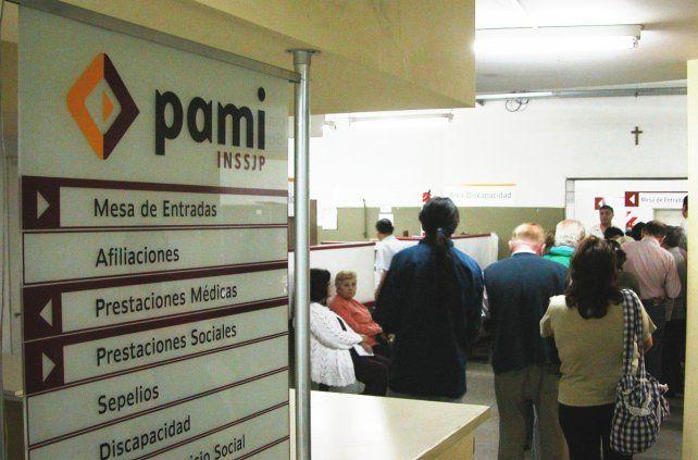 Intervinieron el Pami Rosario y suspendieron a la directora local