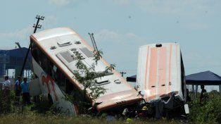 El accidente de Monticas se produjo en febrero pasado y provocó 13 muertos y gran cantidad de heridos.