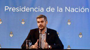 Marcos Peña aseguró que después de las elecciones no viene ningún ajuste
