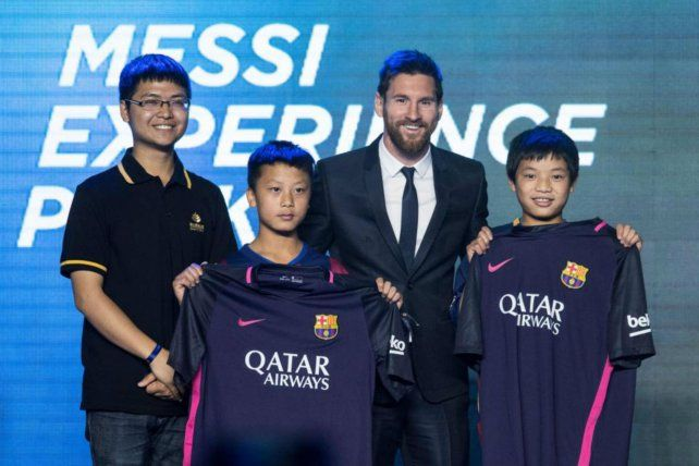 Messi Experience Park