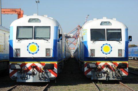 impulso. Buscan reactivar el sistema ferroviario en el sur de Santa Fe.