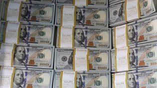 verdes. El dólar comenzó a trepar a fines de julio y no se detiene.