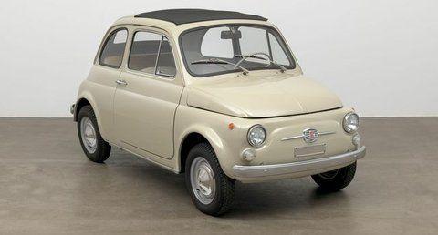 al moma. El modelo original del Fiat 500 serie F