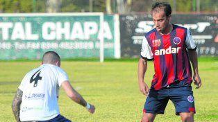 Diego Migueles. Uno de los titulares que se quedaron y que hoy será de la partida.