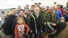 Los trabajadores de Mefro Wheels denuncian que por un error de Nación recién cobrarán el 8 de agosto.