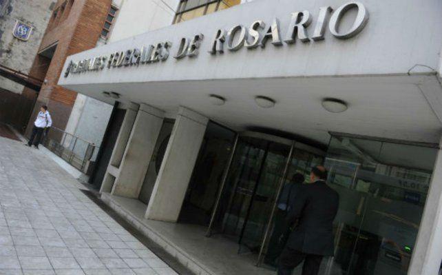 Los tribunales Federales de Rosario
