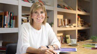 Ex jueza. Precandidata a diputada por Nuevo Espacio Santafesino.