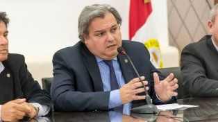 El ministro de Gobierno y Reforma del Estado