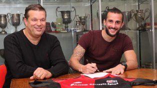 Guevgozian ya es jugador de Newells Old Boys.