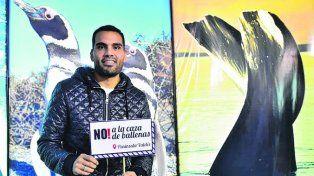 Gabriel Mercado es el nuevo Embajador Deportivo