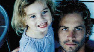 La hija del recordado actor Paul Walker reapareció en las redes sociales