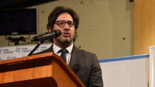 El ministro de Justicia de la Nación, Germán Garavano, habló de la cuestión de Julio De Vido.