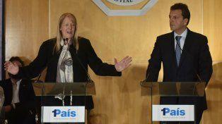 Margarita Stolbizer, Sergio Massa y todos los legisladores de 1País renunciaron a los fueros.