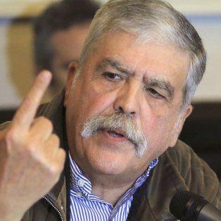 El diputado y exministro de PlanificaciónJulio De Vido(FpV).