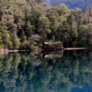 como es el parque nacional los alerces que fue declarado patrimonio natural por la unesco