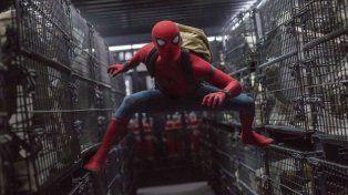 El Hombre Araña cambió de registro sin perder guiños necesarios del personaje original.