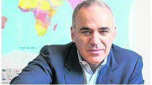 Kasparov: vuelve una  leyenda