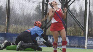 El grito sagrado. Provincial lamentó la derrota por penales ante Monte Hermoso ayer a la mañana en el Mundialista. Igual