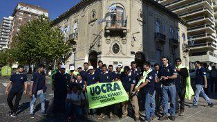 La Uocra local se opone a una reforma que afecte al trabajador