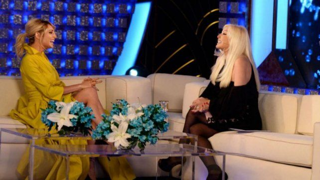 Vicky Xipolitakis presentó a su novio empresario que tiene 52 años y trabaja en Nueva York