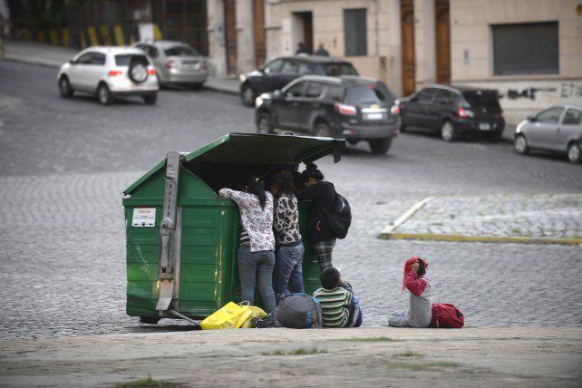Seis de cada diez chicos argentinos son pobres, según un informe de la UCA