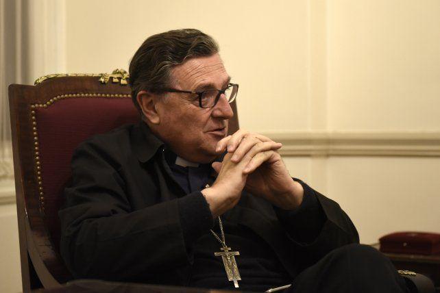 Monseñor Martin dijo que, pese a los 30 años de democracia, la pobreza no se bajó