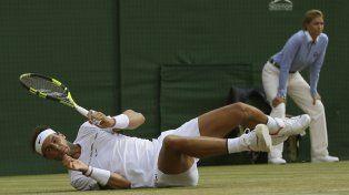 Rafael Nadal quedó eliminado del Abierto de Wimbledon tras un partido épico