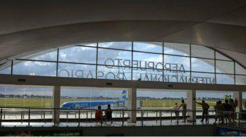 aeropuerto internacional rosario: aerolineas agrega vuelos de verano