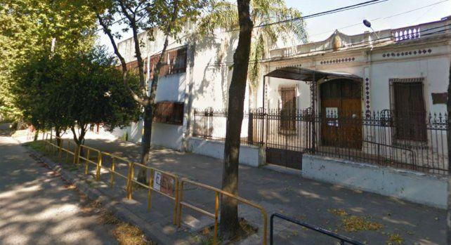 La escuela Provincia de Corrientes