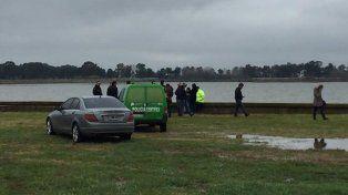 El cuerpo atado con alambres, acuchillado y con un escopetazo fue descubierto el sábado en Chascomús.