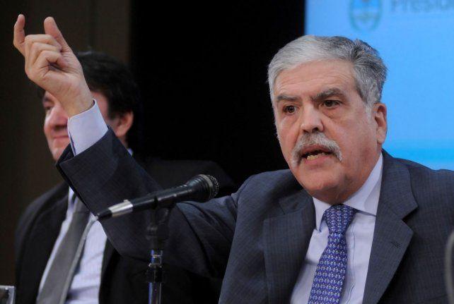 Un fiscal pidió que De Vido declare en 48 horas si amenazó o no con revelar información