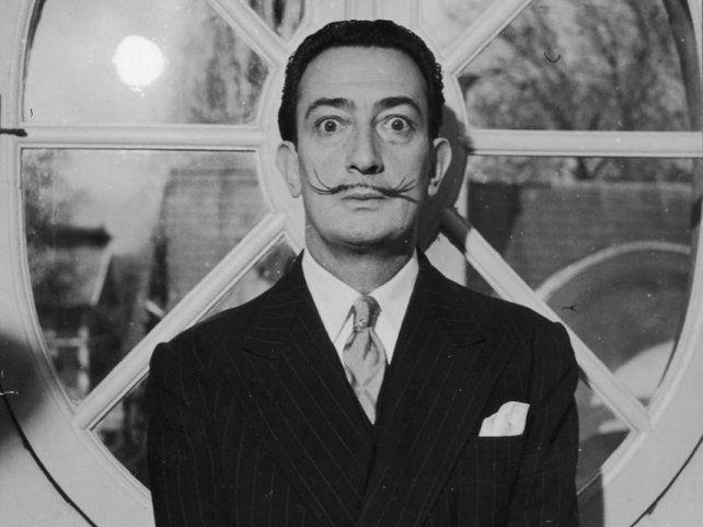 Una demanda de paternidad obliga a exhumar el cadáver del pintor Salvador Dalí