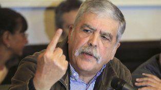 Reapareció De Vido, ratificó que no renuncia y dijo que no  tiene miedo de ir preso