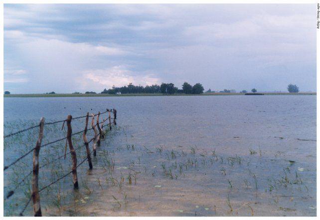 Argentina presenta un déficit para cubrir riesgos por inundación