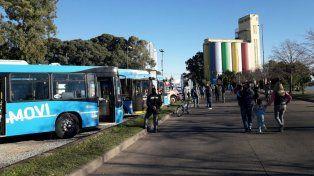 Se lanza la Línea Q, un nuevo servicio de trolebuses para Rosario
