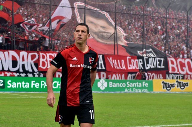 Maxi Rodríguez es jugador libre y aún no decidió si va a seguir o no en Newells