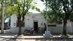 La comisaría de Pérez.
