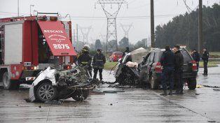 El accidente se registró el domingo pasado el mediodía en Sorrento y Provincias Unidas.